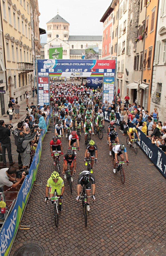 UCI WORLD CYCLING TOUR 2014 TAPPA DI QUALIFICA NEL NOME DI ...
