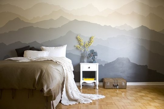 The Mountain Murales: fai diventare la parete di casa tua una ...