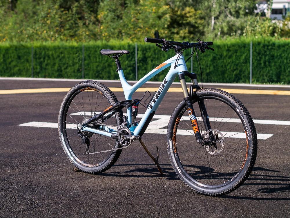Fuel EX 9.9 29 | Trek Bikes