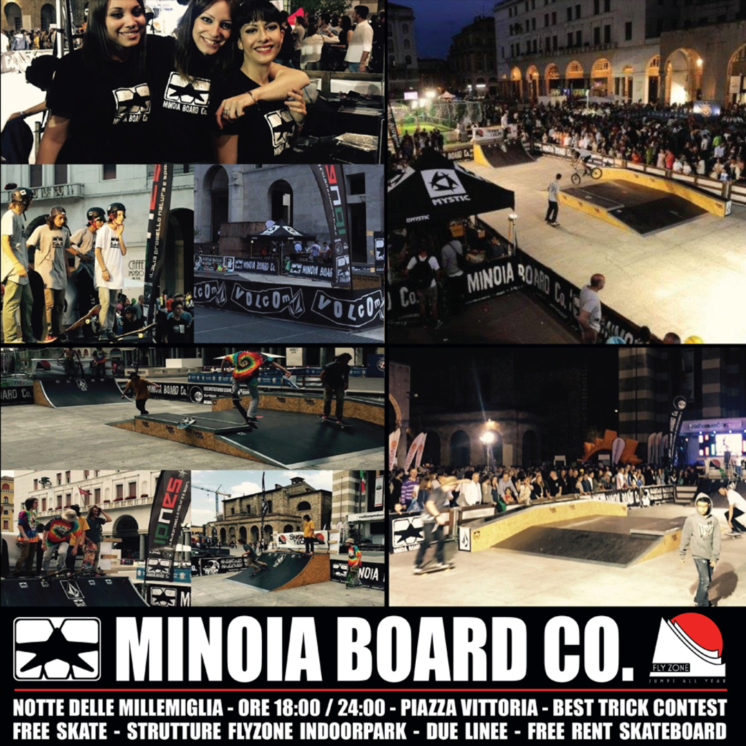 Minoia   Volcom Best Trick Contest a Brescia - 4ActionSport 2c2a2e70bc3