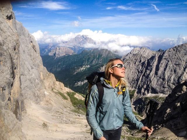 arrampicata donne