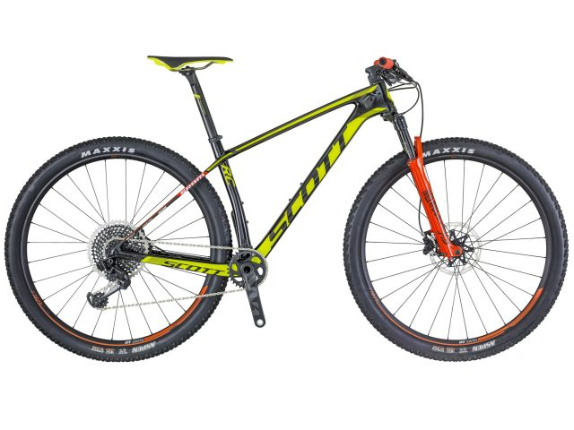 Scott Scale RC 900 World Cup, belva da cross country