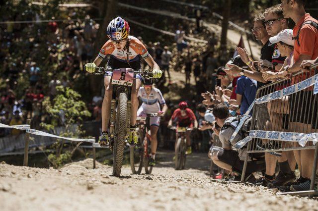 Yana Belomoina conquista una vittoria di peso in Coppa - photo: Redbullcontentpool.com