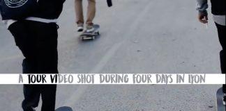 skateboarding's finest pigeons tour video lione
