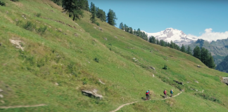 Riding the Atavic Trail with Aosta Valley Freeride