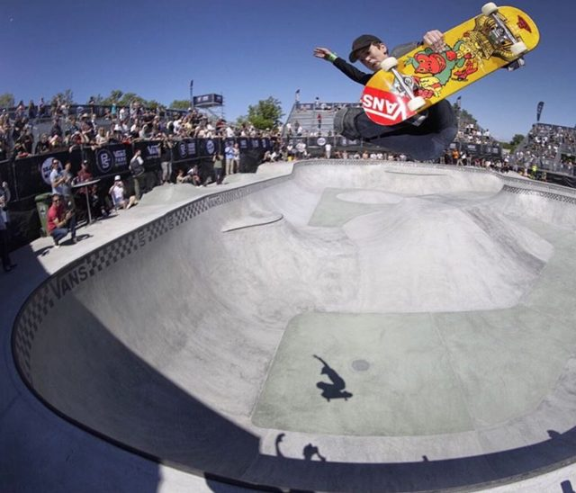 b12b2b44ed Vans Park Series Live Streaming - 4ActionSport