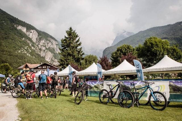 Dolomiti Paganella Bike Days - area expo