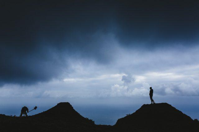 Preparando il salto a Madeira - foto: Duncan Philpott