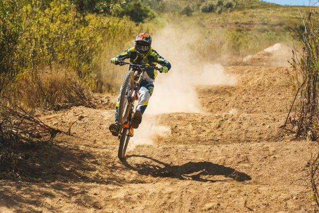 A tutta sulla polvere del Sudafrica - foto: Eric Palmer
