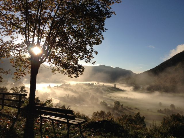Valsugana Lagorai - Paese del Tesino