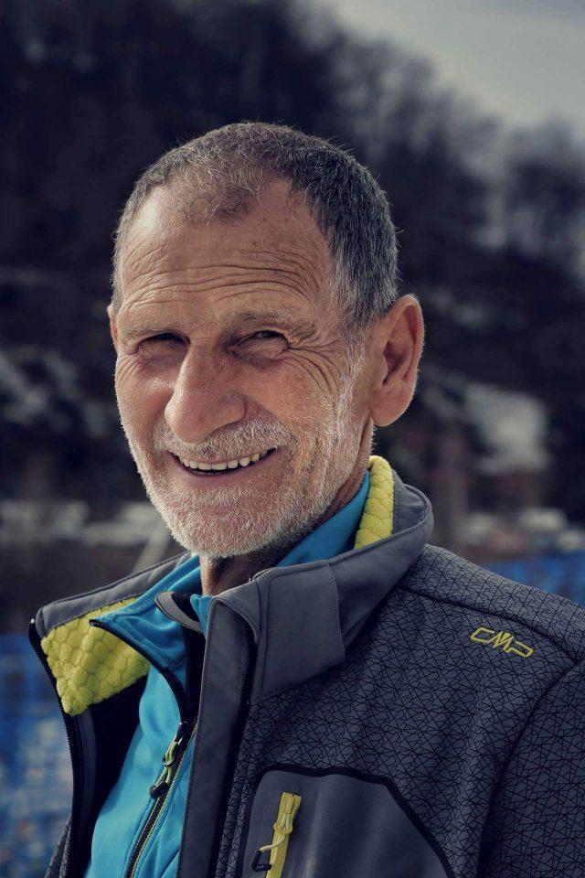 Marco Olmo, protagonista l'8 ottobre a Bassano del Grappa