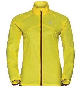 La LTTL jacket di Odlo running