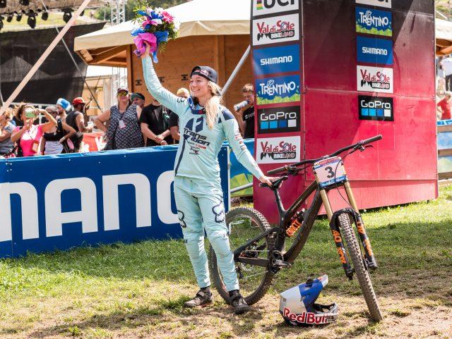 Tahnée Seagrave vince in Val di Sole - foto: Cristiano Guarco
