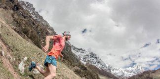 Mattia De Guio in azione a Cervinia - foto Tommaso Pession Photography