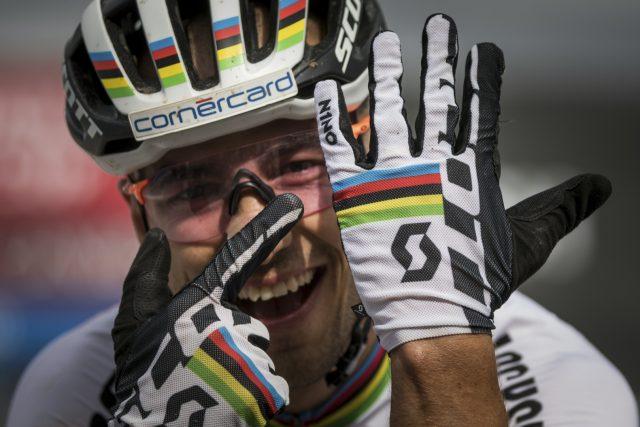 Cinque gare su cinque vinte da Schurter in Coppa - foto: Michal Cerveny