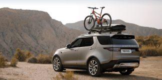 Land Rover Discovery con Activity Key