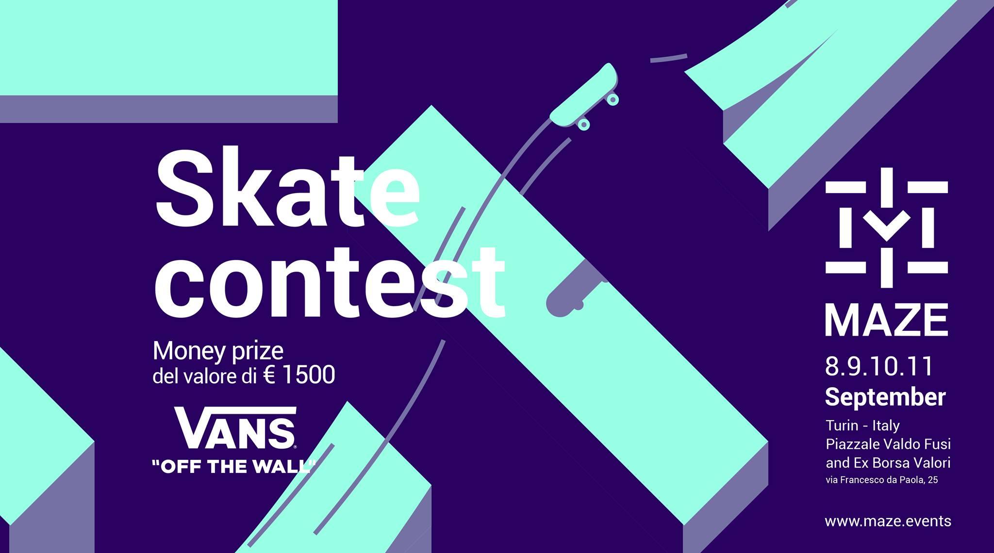 maze-skateboard-contest