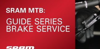 SRAM Guide Series Brake Service