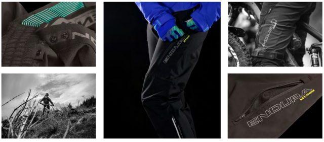 Endura Women's MT500 Spray Trouser and Short