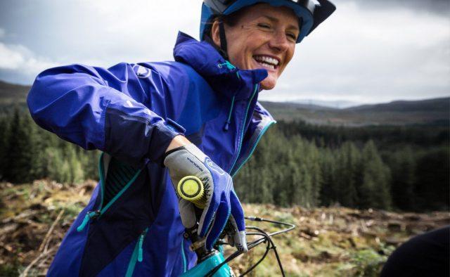 Anna Riddel, atleta supportata da Endura
