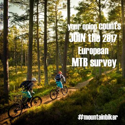 Il secondo sondaggio europeo IMBA sulla MTB