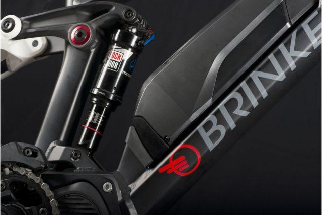Focus sul telaio Brinke XF+