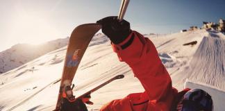 Jesper Tjäder skier best