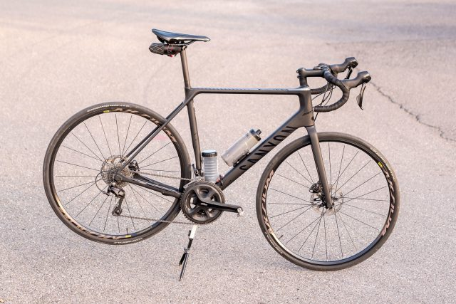 Canyon Endurace CF SL 8.0 Disc