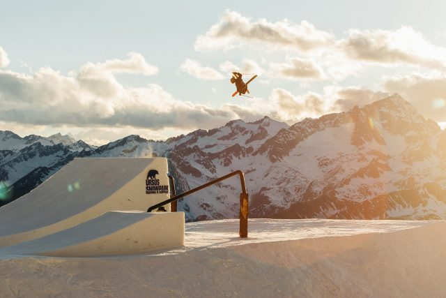 Ursus Snowpark Denis Battisti