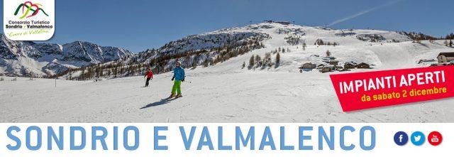 valmalenco 2017 apertura sci