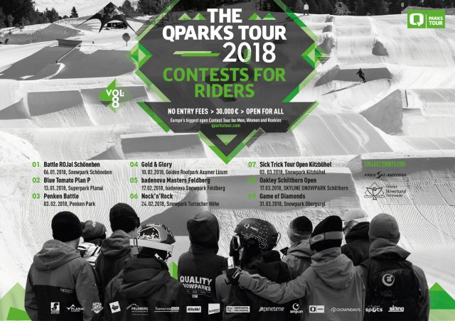 Qparks tour freeski date
