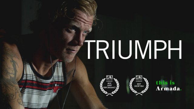 Tanner Hall Triumph if3