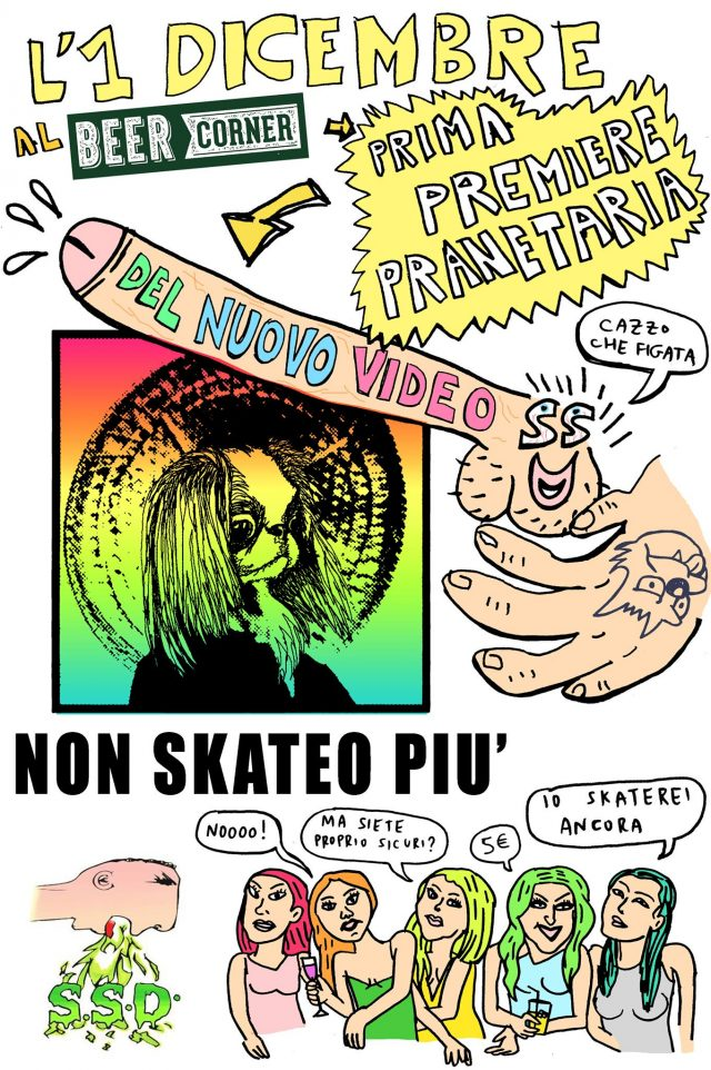 ssd-non skateo più