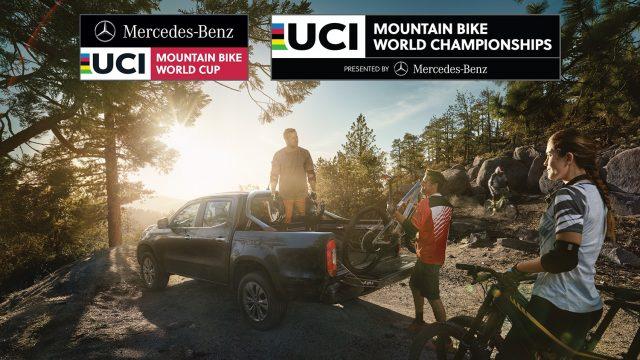 Mercedes-Benz Vans e UCI insieme per la MTB