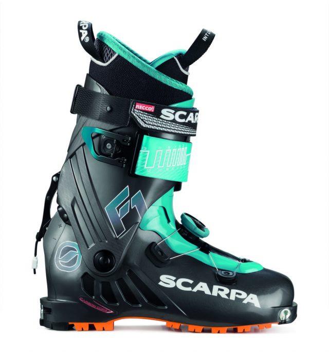scarpa 2018 alpinismo recco sci