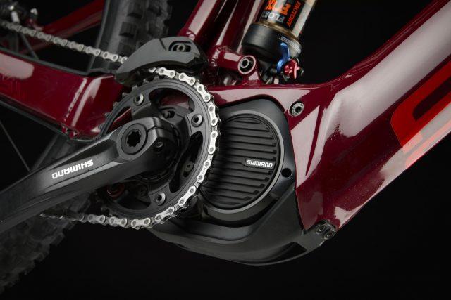 Motorizzazione Shimano STEPS E8000