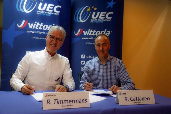 UEC e Vittoria Servizio Corse insieme sino al 2020