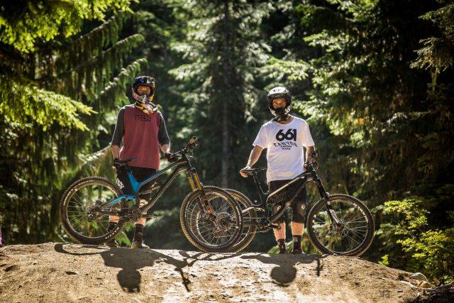 Canyon Torque trova il suo habital naturale sui velocissimi trail pieni di salti e sponde dei bike park
