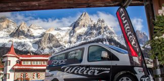 Wilier Force 7C a San Martino di Castrozza