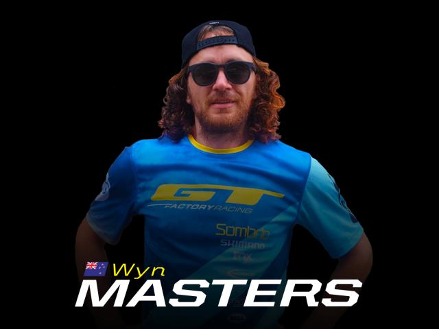 Anche Wyn Masters è stato riconfermato nel team GT Factory Racing