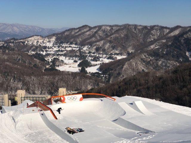 olimpiadi 2018 pyeongchang 2018 freeski
