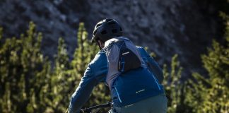 Vaude Trail Spacer 8 action