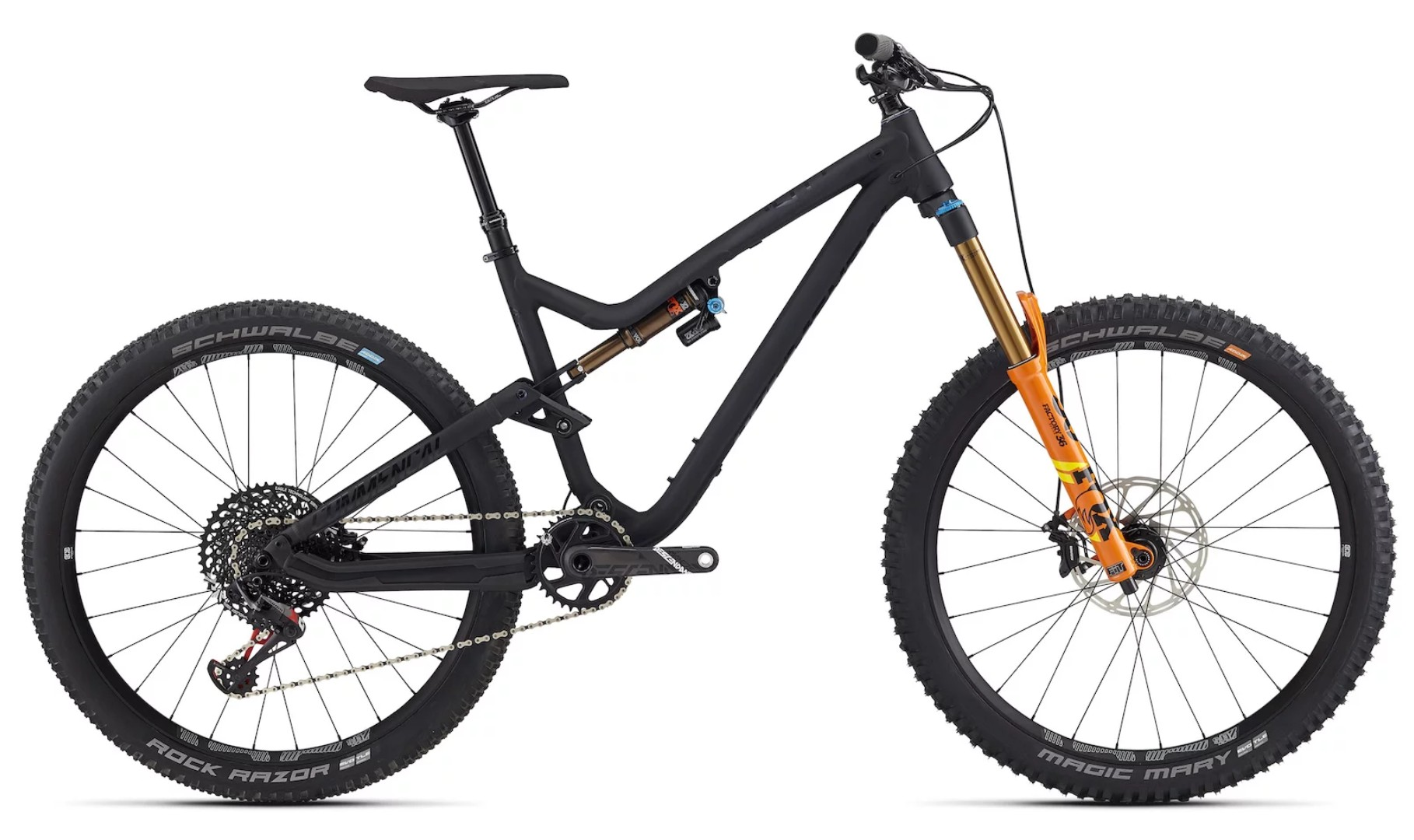 Commencal Meta AM V4.2 World Cup Fox