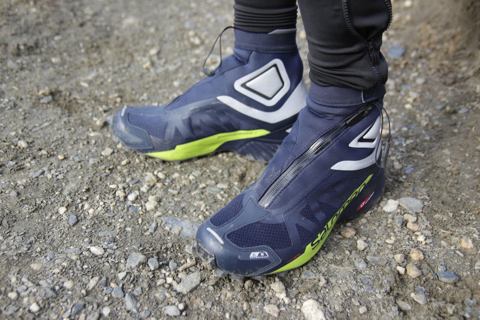 Test scarpe Salomon Snowcross 2 4ActionSport