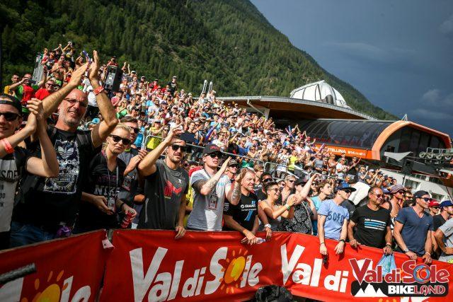 Il grande pubblico è di casa agli eventi della Val di Sole - foto: Alice Russolo