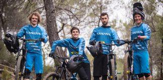 Il team Canyon Factory Enduro vede l'ingresso di Dimistri Tordo e Florian Nicolai che affiancheranno Ines Thoma e Joe Barnes