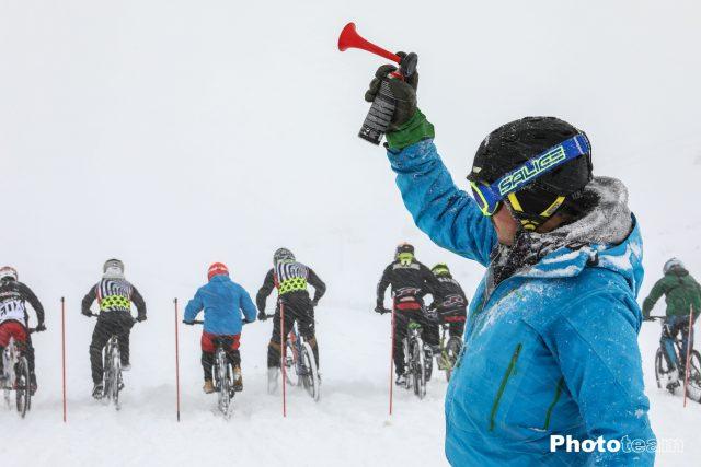 La Winter Downhill Val di Sole