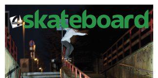 4Skateboard_86_COVER federico borchi ph marzo