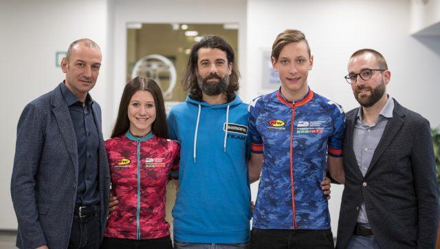 Le nuove maglie di leader di classifica per gli Internazionali d'Italia Series