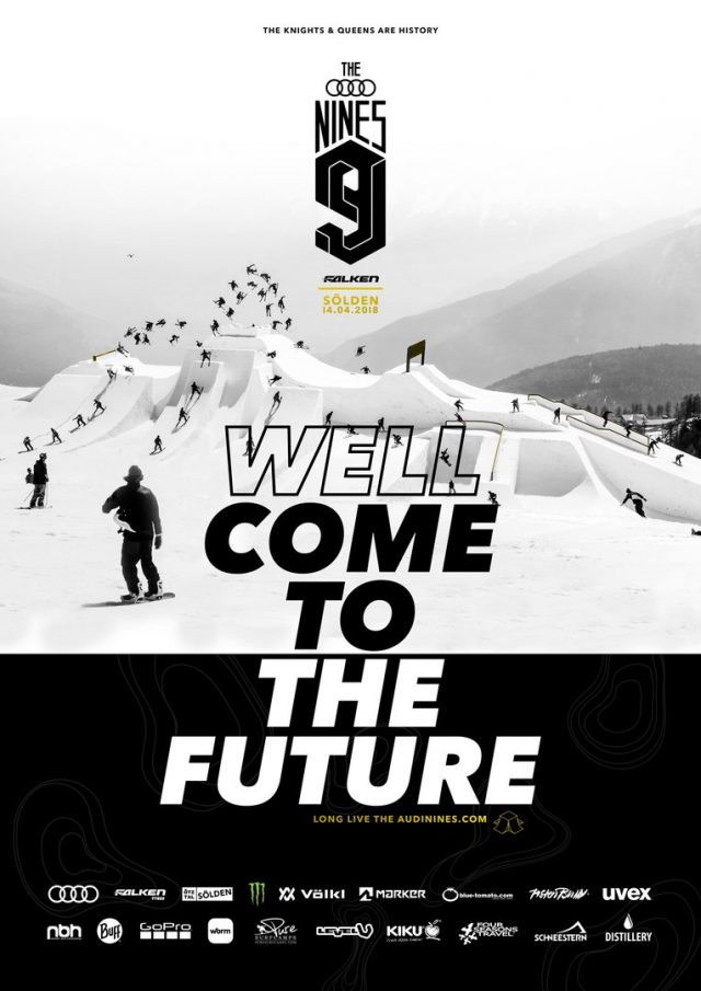 audi nines 2018 freeski nine knights